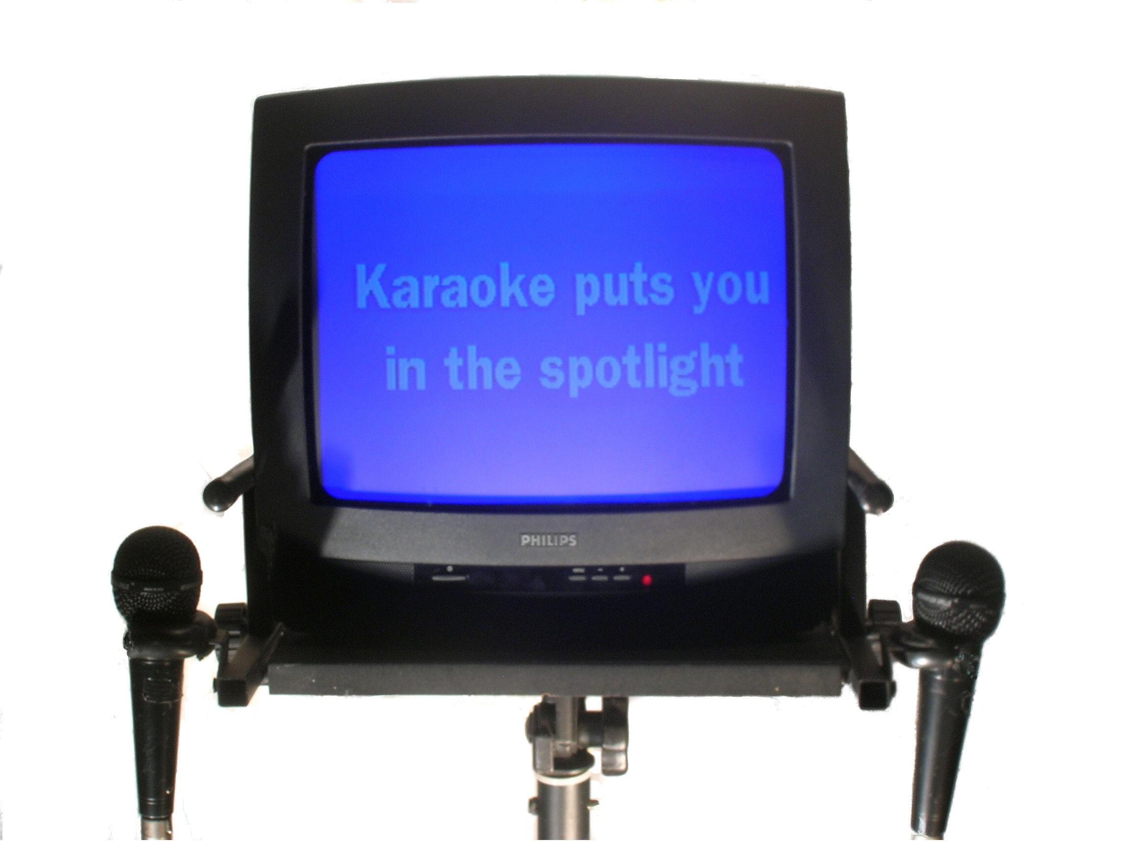 Karaoke Equipment Hire Palmerston North