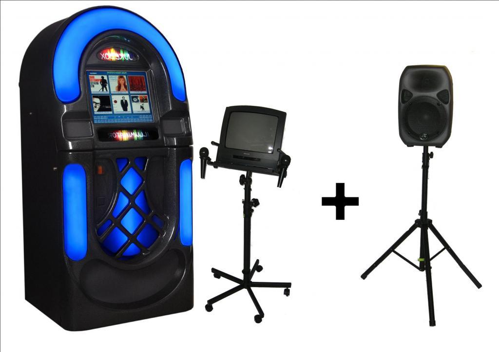 Balanced for karaoke use add karaoke option 2 for only 75 option 2
