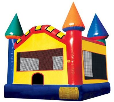Bouncy Castle Hire Palmerston North & Feilding