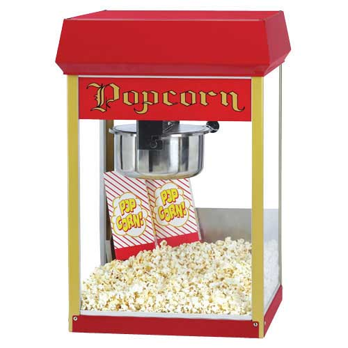 Candy Floss & Popcorn Machine Hire