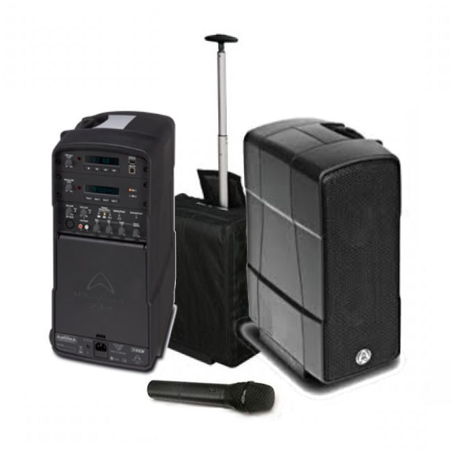 Battery Powered Speaker Hire Palmerston North