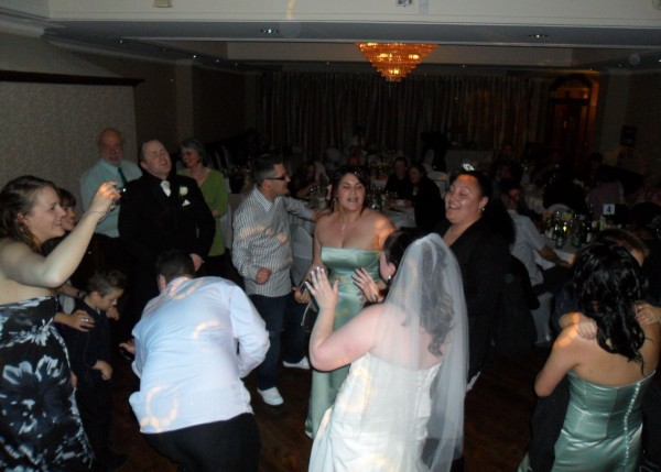 Wedding First Dance & DJ Paul Knowler