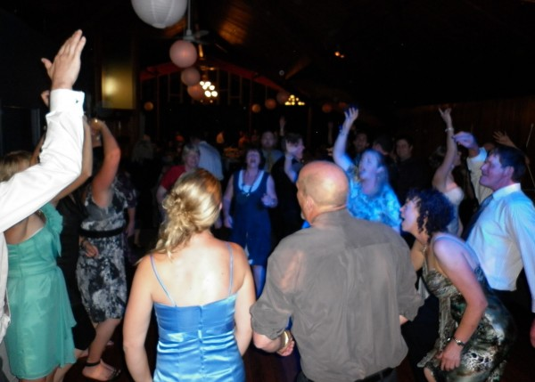 Palmerston North Wedding Party with DJ Paul Knowler
