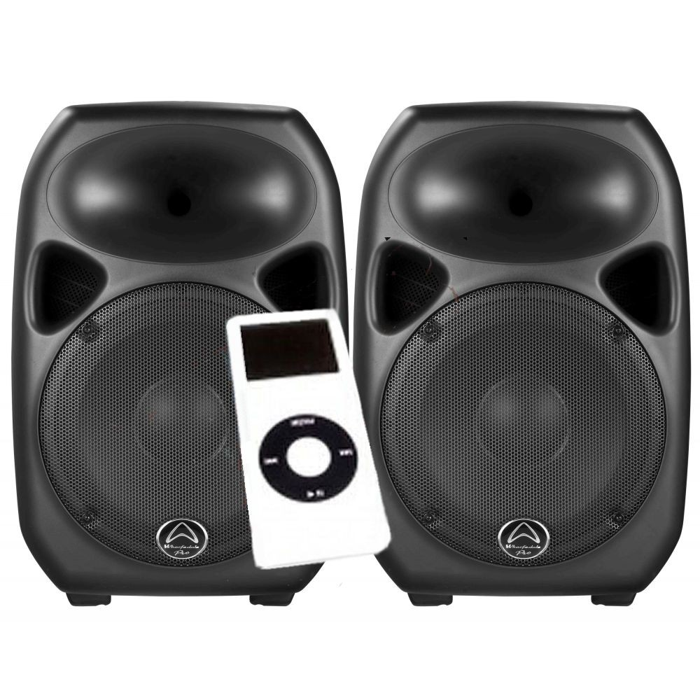 Ipod Party Speakers