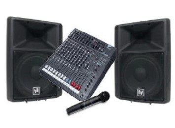 Sound & PA Equipment Hire Palmerston North