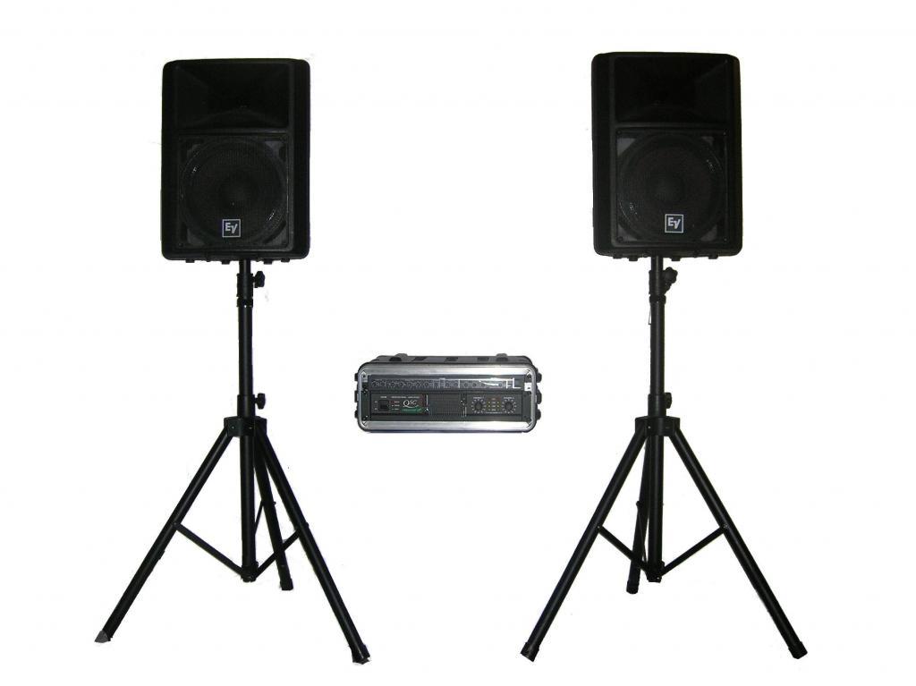 sound system pa lighting dj equipment palmerston north