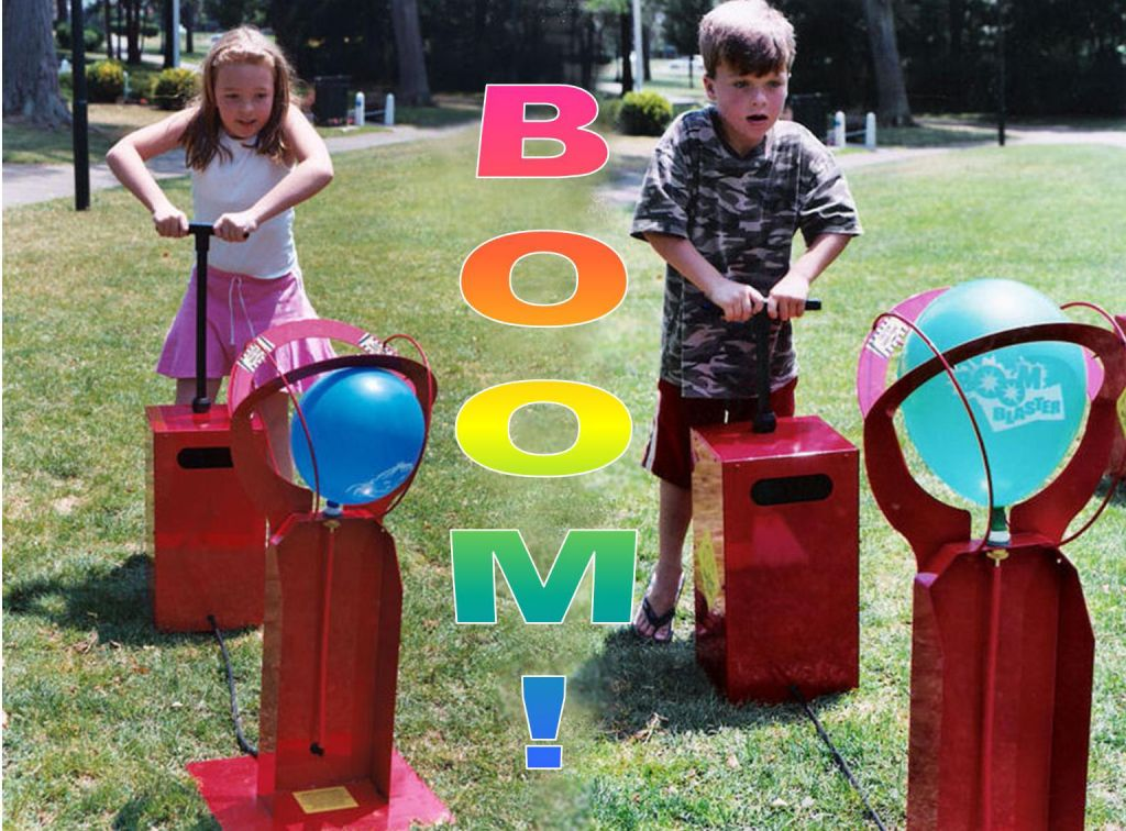 Boom Blasters Balloon Party Game