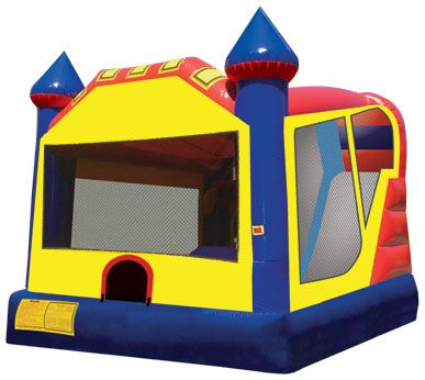Bouncy Castle & Slide Palmerston North