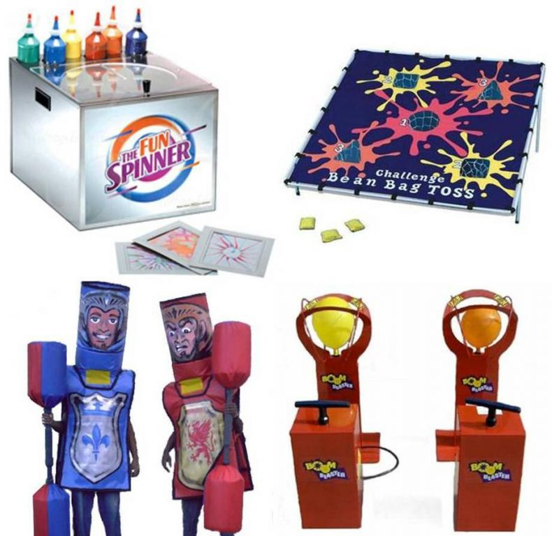 Party Game Hire Palmerston North