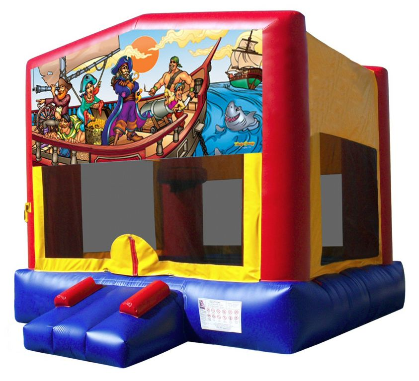 Themed Bouncy Castle Palmerston North